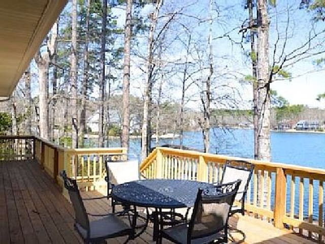 Spectacular Lake Front Home - Hot Springs Village - Hus
