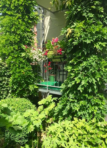 Gemütliche, sehr zentrale Wohnung - Sankt Gallen - Lägenhet