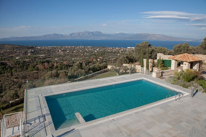 Hestia: Your dream vacation home next to Athens