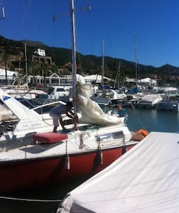 velero camping-style - Castelldefels - Boot
