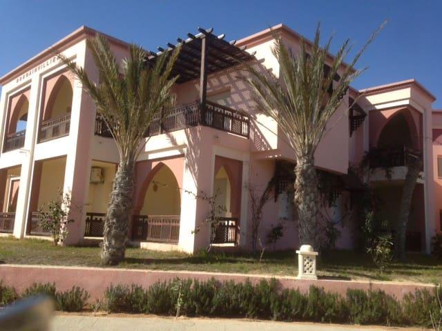 Residence Lela Meriem Sangho Zarzis - Zarzis - Huoneisto