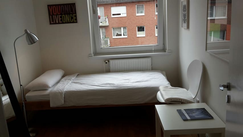 Comfortable and central living in Hamburg