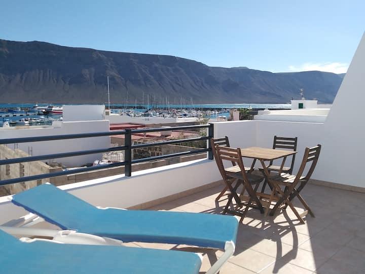 Casa Graciosamar 8 - La Graciosa Lanzarote