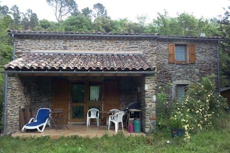 maison de charme dans  parc national des Cévennes - Chamborigaud