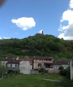 Saint-Céré - Chambre Bleue - Saint-Céré