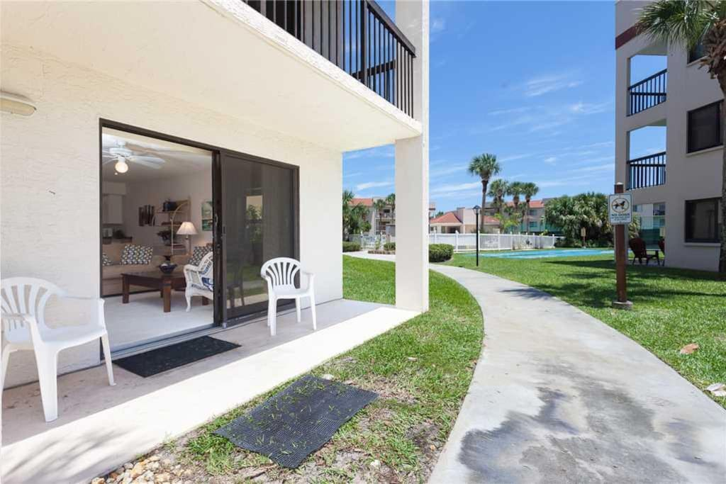 Convenient Location - You will enjoy the convenience of being located right next to the pool and shuffleboard court!