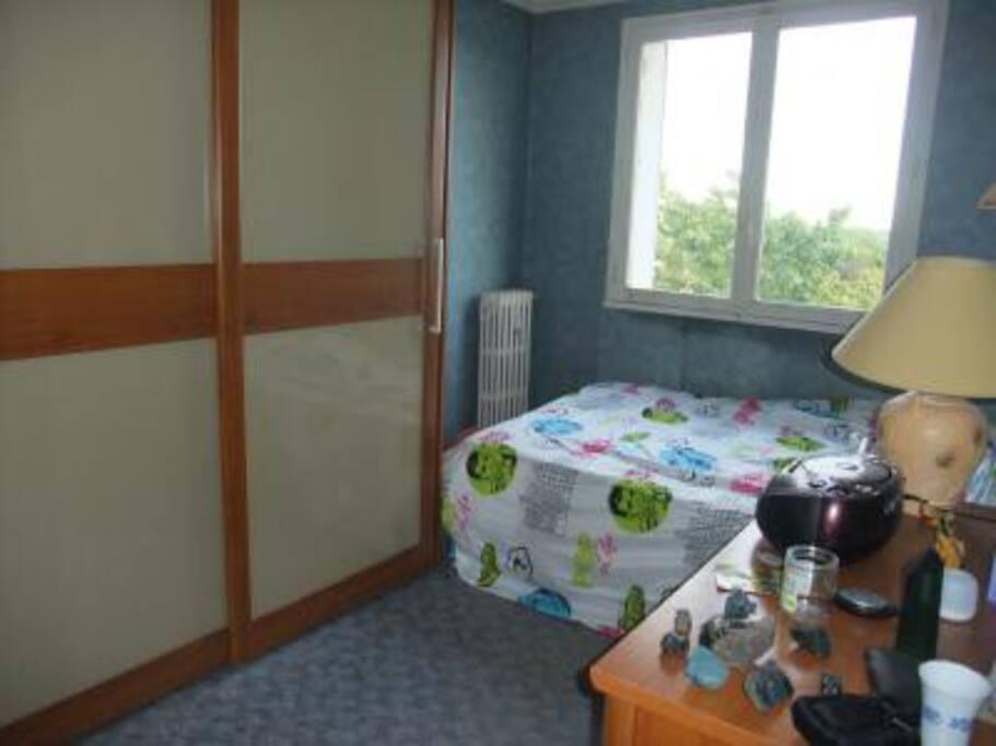 Photo de la chambre à coucher
