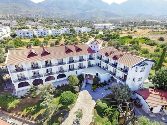 The Ship Inn Hotel Kyrenia Standard Room