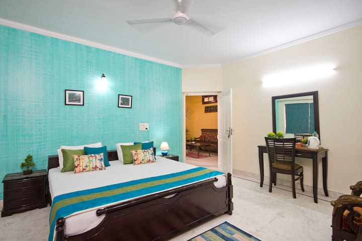 Prime Center,Kutir Villa B&B - Neu-Delhi - Bed & Breakfast