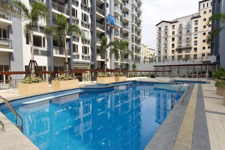 One PalmTree Villas @ Resorts World Mla - Pasay - Appartamento