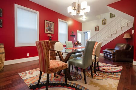 Remodeled Historic East Row Home - Newport