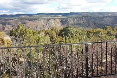White Rock Canyon is your backyard - Los Alamos