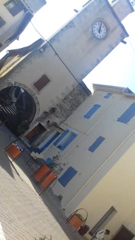Petite maison de village pr famille monoparentale - Thézan-lès-Béziers - 단독주택