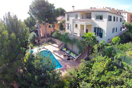 Luxury 6 bedroom Villa with Pool - Cas Català - Villa