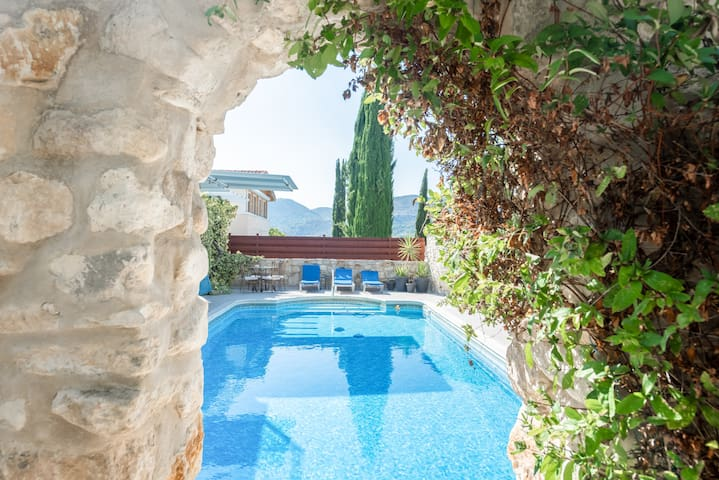 Troodos View with Pool