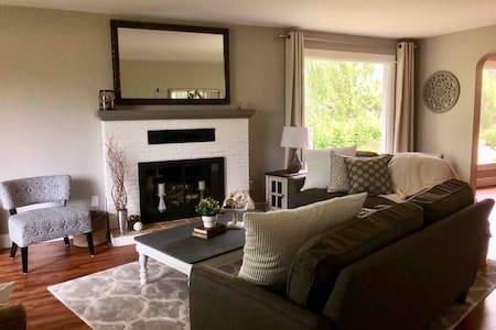 Laurel Haven- find rest in our craftsman home