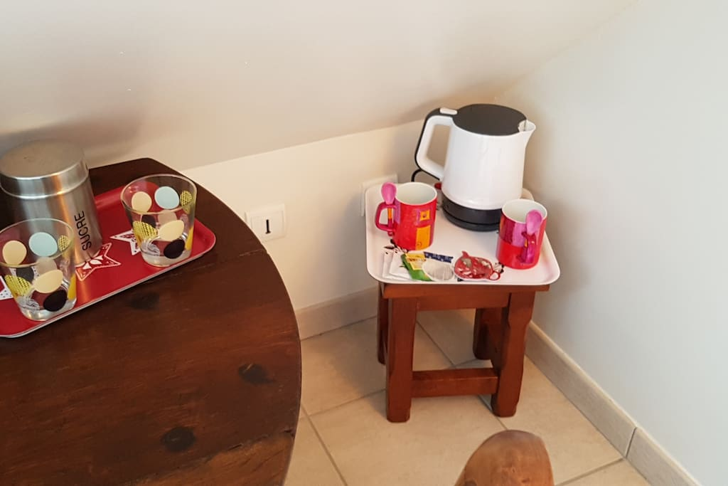 petit coin sympa pour nos hôtes