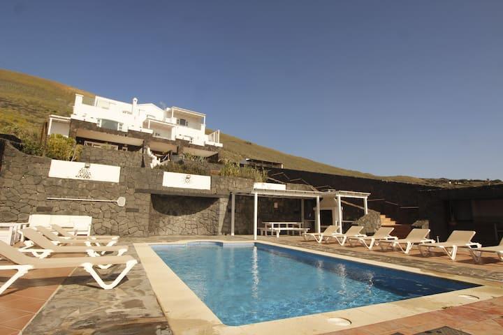 Apartamento Nº2 - Complejo Villa Oasis La Asomada-