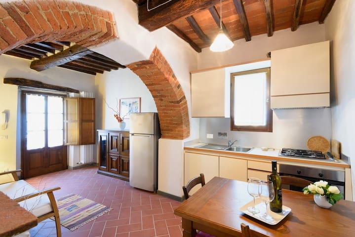 La Tuia Vacanze apt x 2 - Montevarchi - Appartement