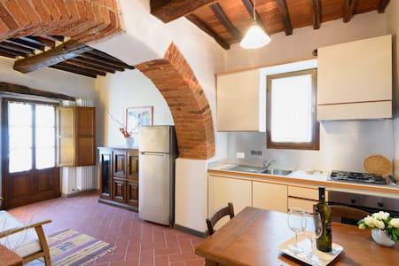 La Tuia Vacanze apt x 2 - Montevarchi - 公寓