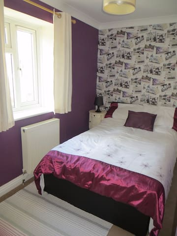 The Purple Room. Gillingham North Dorset