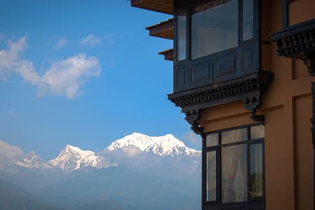 The Chumbi Mountain Retreat- Hermitage Block - Pelling - Bungalow