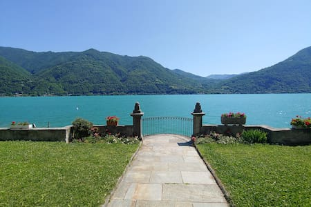 Jewel overlooking Lake Lugano