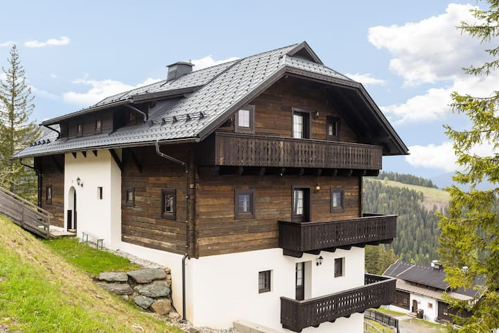 Beautiful Apartment in Sonnenalpe Naßfeld with Sauna