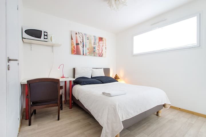 Studio located nearby the city center