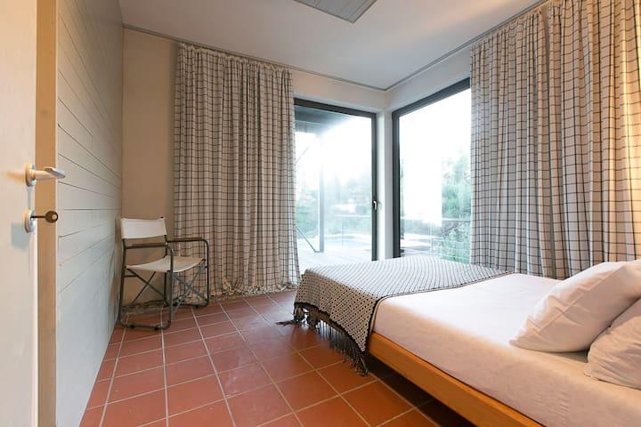 bedroom III with double bed