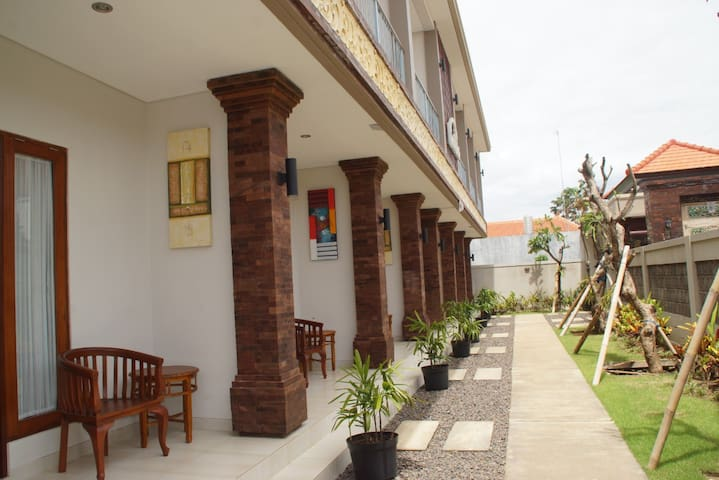 Brand new homestay very close to Sanur and Renon