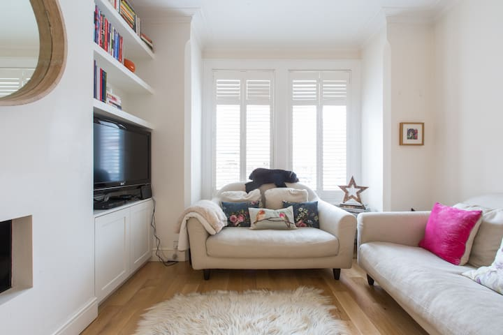 Gorgeous 2BD House Close To Peckham Rye Park - Londyn - Dom