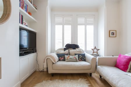 Gorgeous 2BD House Close To Peckham Rye Park - Londres - Casa