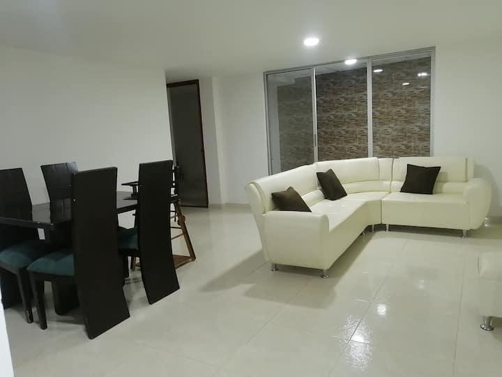 Hermoso, Cómodo y Acogedor Apartamento en Choachí
