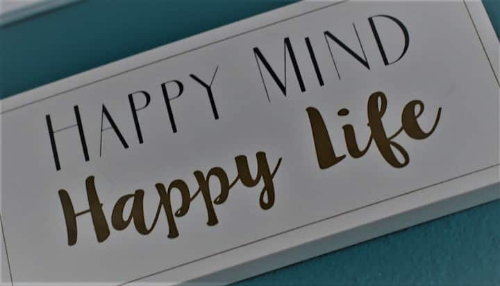 HAPPY LIFE HAPPY MIND , international place
