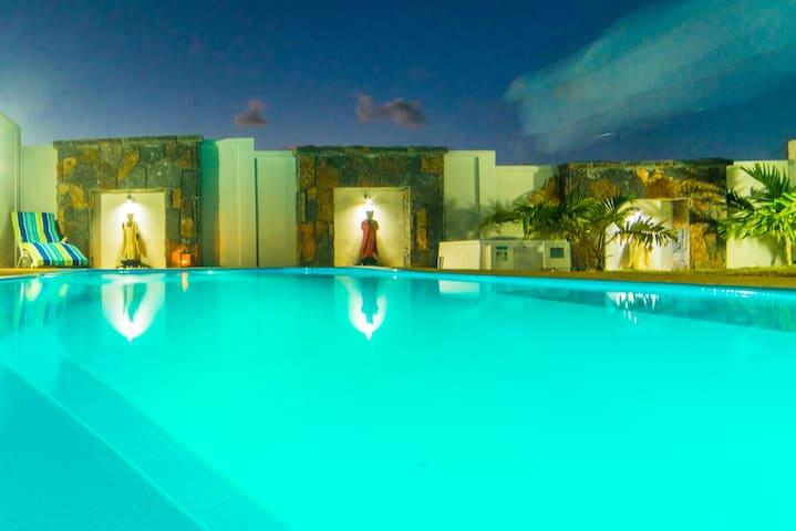 Stunning Seaview Villa - la gaulette - Huvila