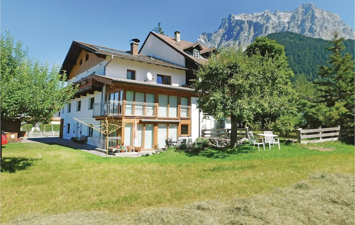 Stunning home in Ehrwald with WiFi and 1 Bedrooms