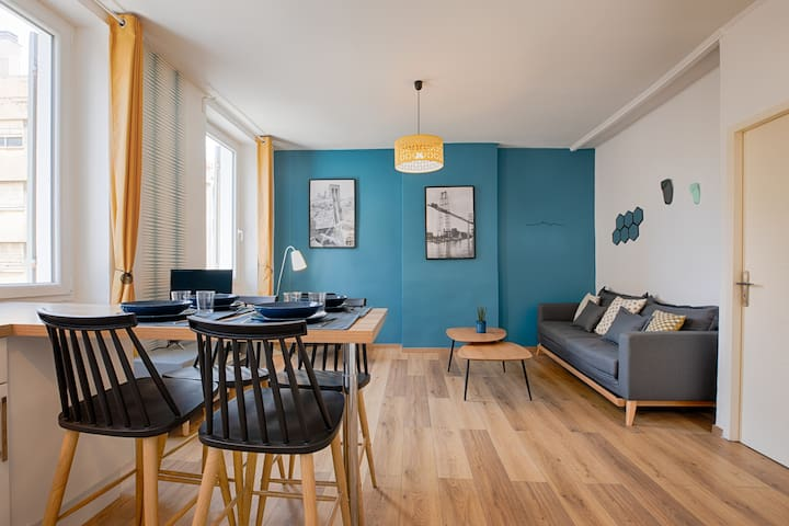 Perfect location in the heart of Marseille!