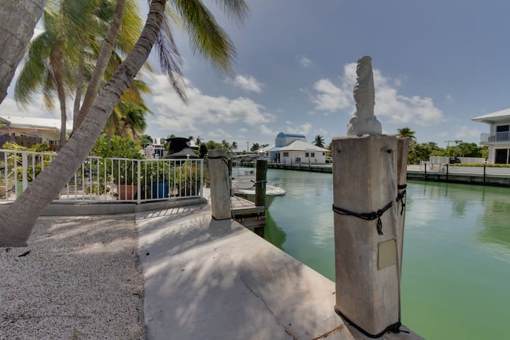 Waterfront home w/ 24-foot dock, shared pool & beach access!