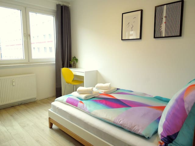 Pretty room 2 at Alexanderplatz, Berlin Mitte