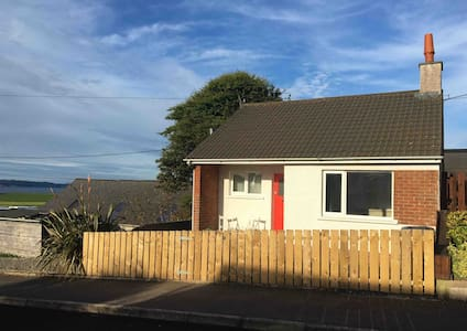 Ballintoy Bungalow, home by the sea