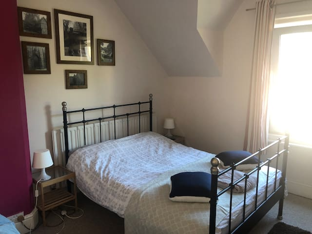 City Centre Double Room + Ensuite