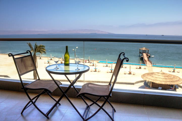 Sea View Apartment Paracas Peru - Nuevo Paracas - Departamento