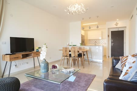 Central Luxury apt, amazing view & Parking - Jerusalem - Huoneisto
