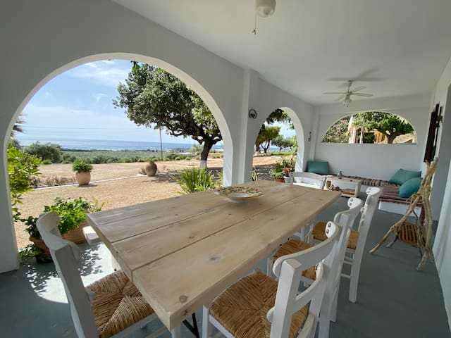 Traditional Sea View House