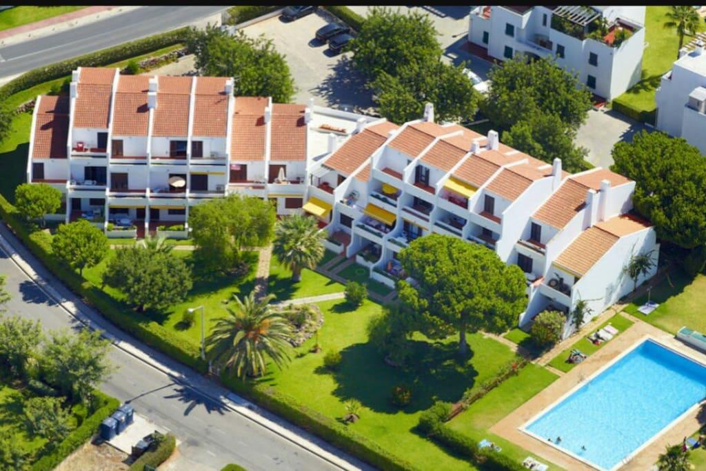Apartamento vilamoura com piscina condom nios para for Piscinas desmontables aki