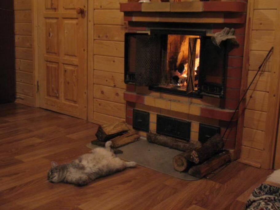 Уютно