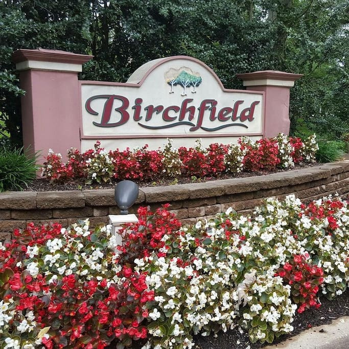 Coveted quiet community of Birchfield in Mount Laurel.