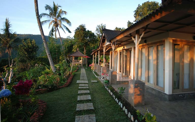 Casa Vanilla à Munduk paradis sauvage de Bali