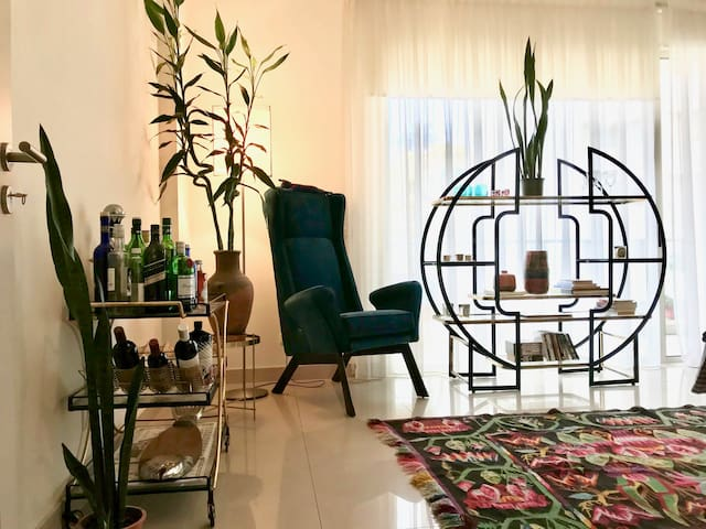 Clemenceau bright spacious apartment